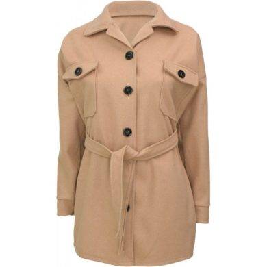 Kabát s kapsami