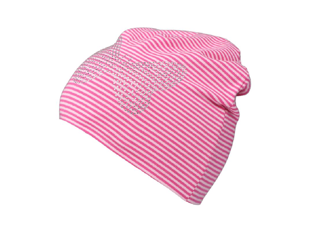 Dětská čepice Flie Pink