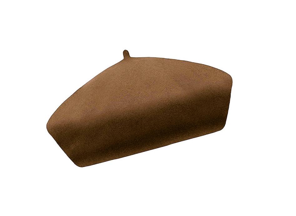 Dámský vlněný baret Alice Brown