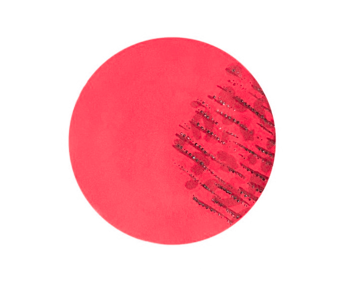 Dámský vlněný baret Adelaide Red