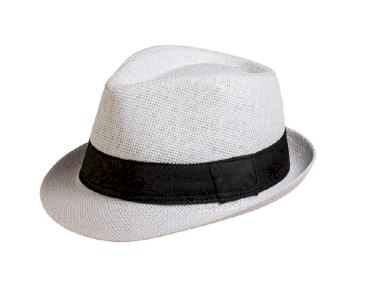 Unisex letní klobouk Kilian White