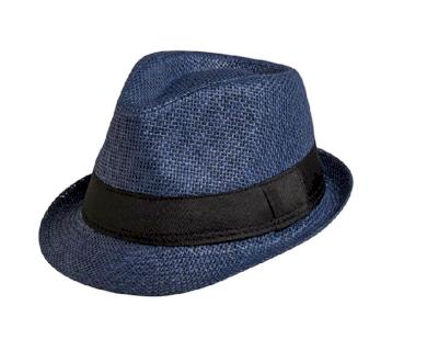 Unisex letní klobouk Kilian Navy