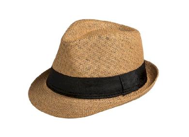 Unisex letní klobouk Kilian Brown