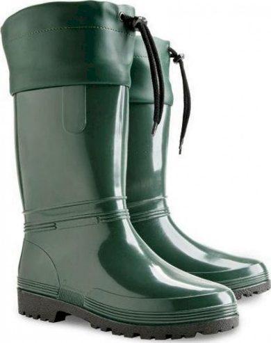 Dámské holínky DEMAR-RAINNY, zelené