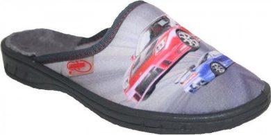 chlapecké pantofle BEFADO 707X292 motiv závodní auta