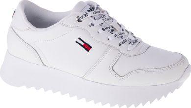 Dámská Sneaker obuv Tommy Hilfiger High Cleated Leather EN0EN01120-YBR