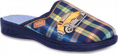 Chlapecké pantofle BEFADO 707X344 motiv auto