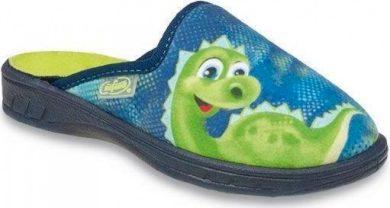Chlapecké pantofle 707X384 motiv dino