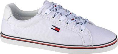 Dámské tenisky Tommy Hilfiger Jeans Wm Mono Sneaker  EN0EN00786-YBS