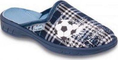 Chlapecké pantofle BEFADO 707X306 motiv fotbalový míč