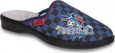 Chlapecké pantofle BEFADO 707Y350 motiv football