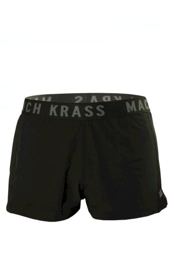 Mach Dich Krass Fitness kraťasy černá S