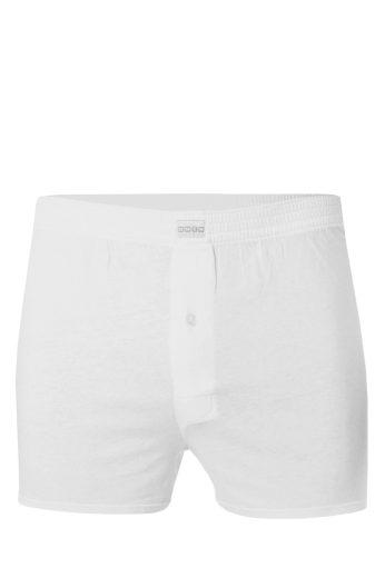 Bellinda Comfort bavlněné volné boxerky BU858765 M bílá