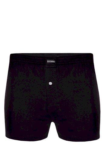 Bellinda Comfort bavlněné volné boxerky BU858765 XL černá