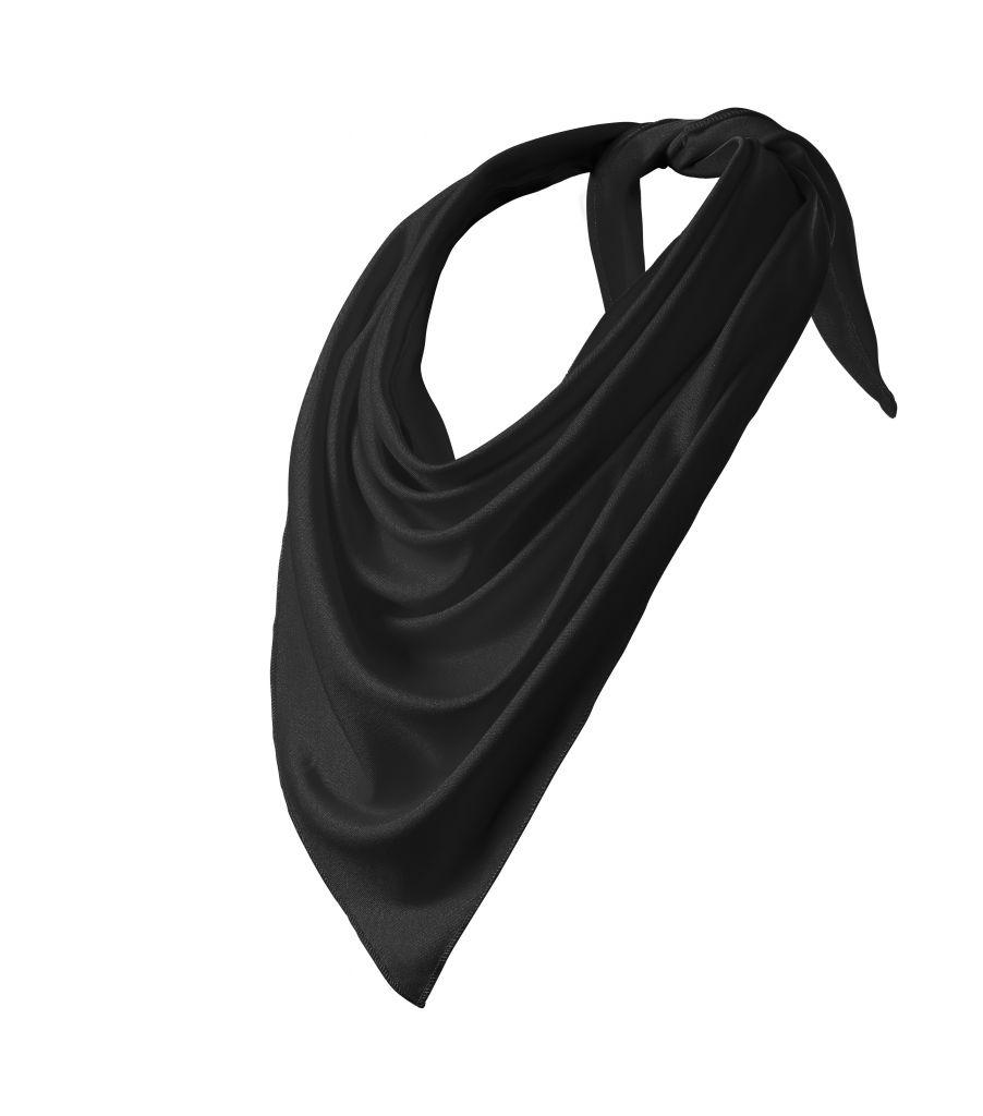 Šátek Adler Relax - černý