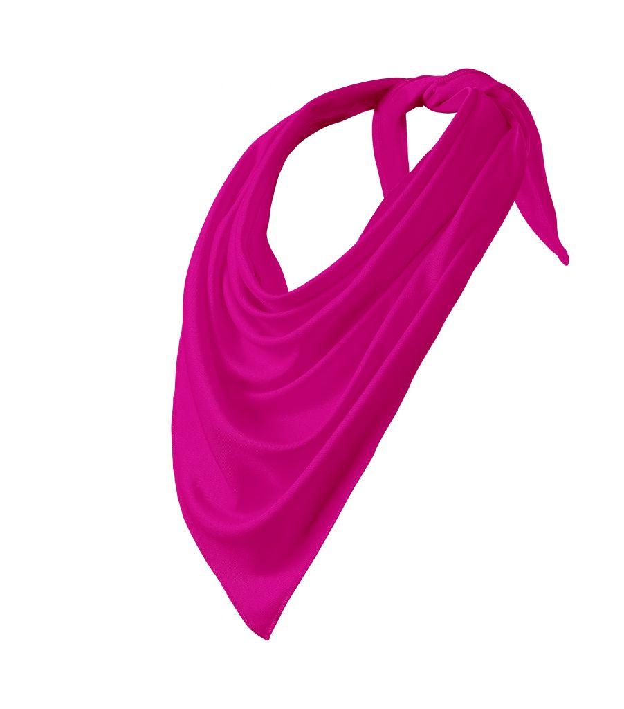 Šátek Adler Relax - růžový