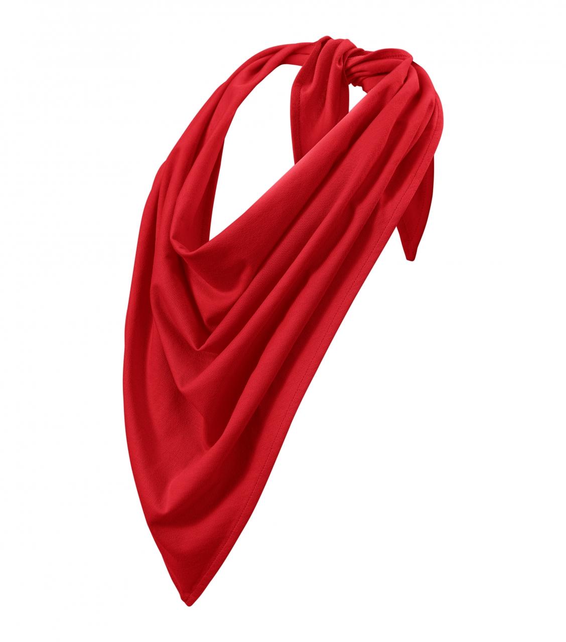 Šátek Adler Fancy - červený