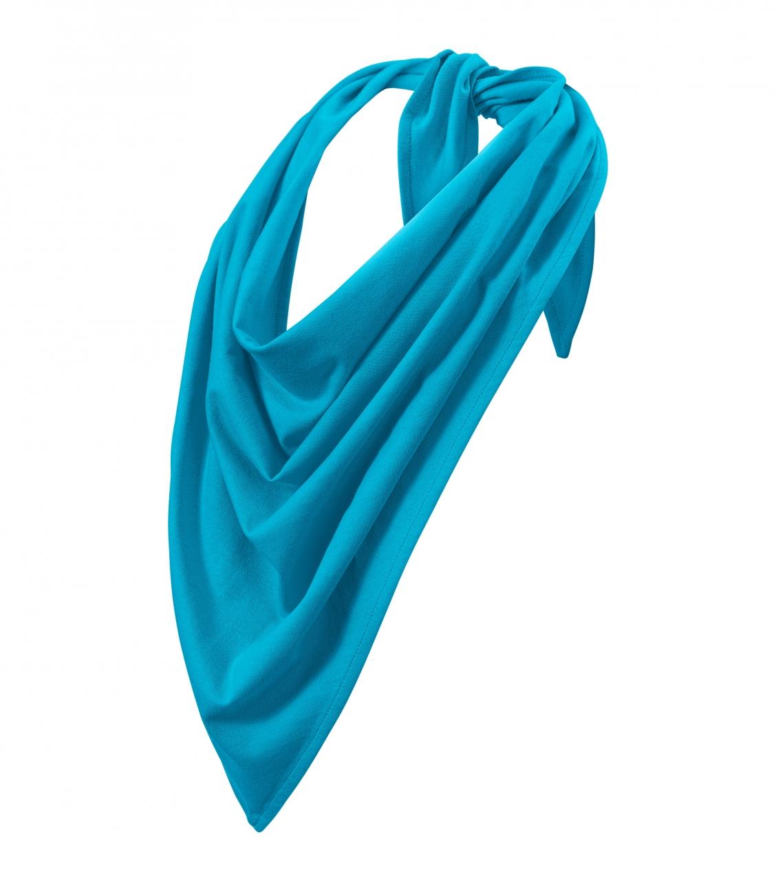 Šátek Adler Fancy - modrý