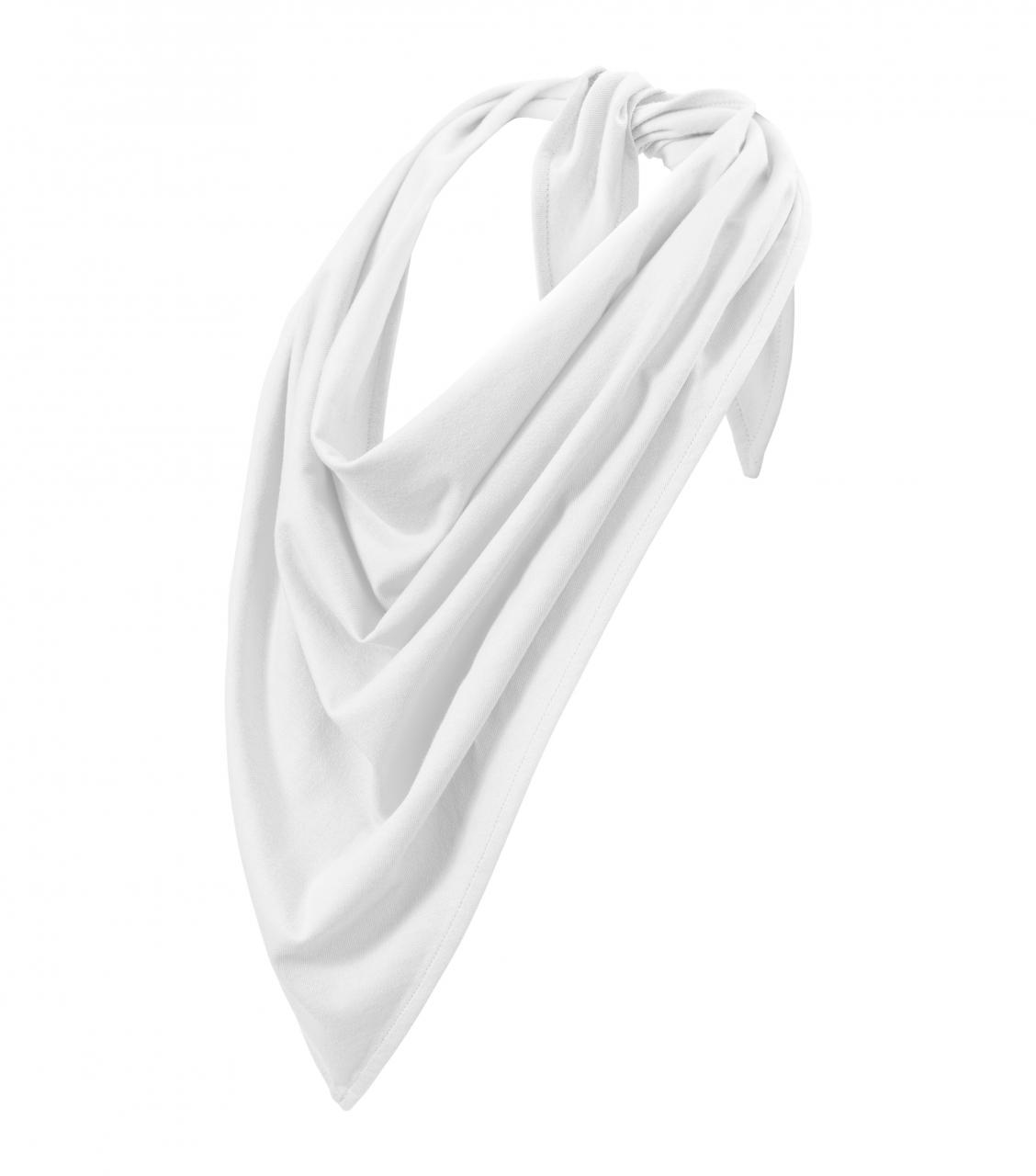 Šátek Adler Fancy - bílé