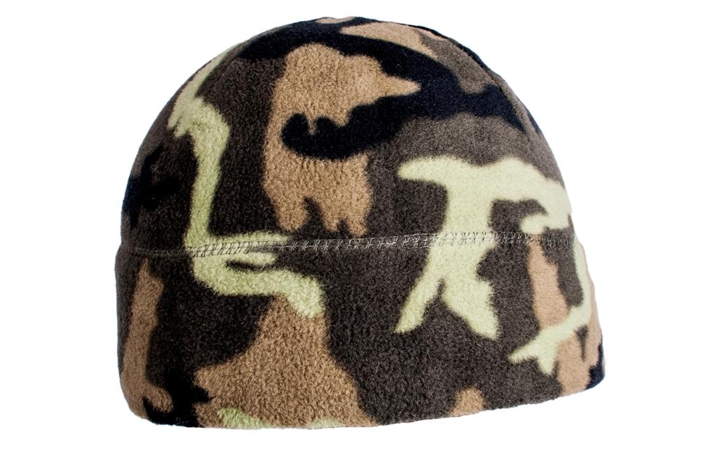 Čepice termo fleece - český vzor