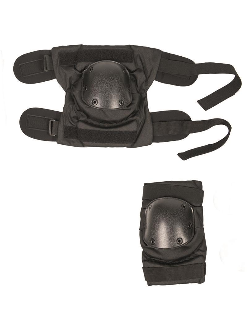 Chrániče kolen Teesar Pull-Over - černé