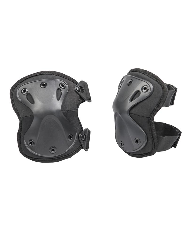 Chrániče na lokty Mil-Tec Protect - černé