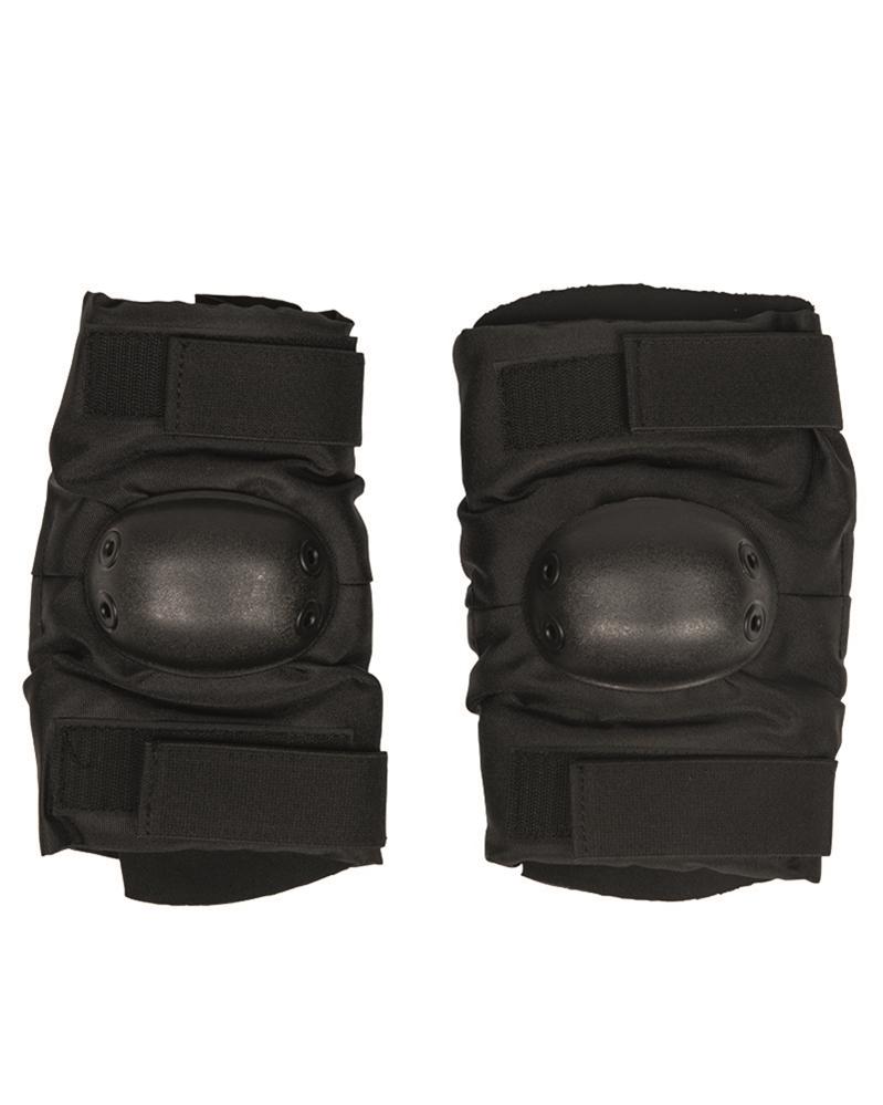 Chrániče na lokty Mil-Tec Pull-Over - černé