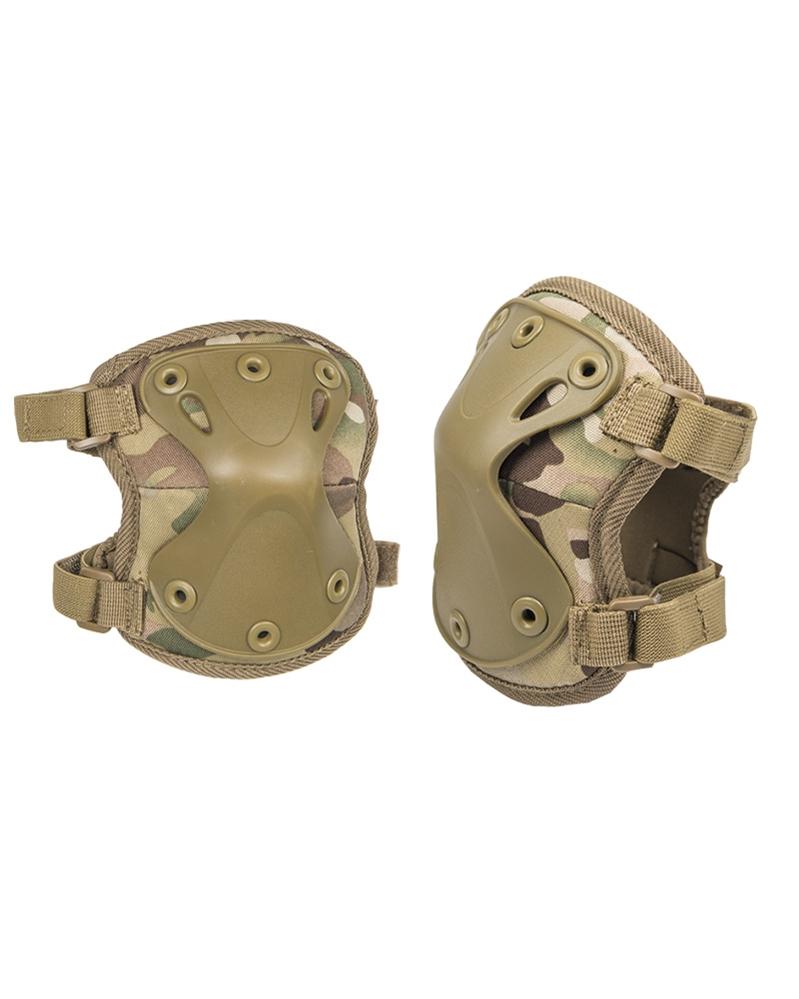 Chrániče na lokty Mil-Tec Protect - multitarn