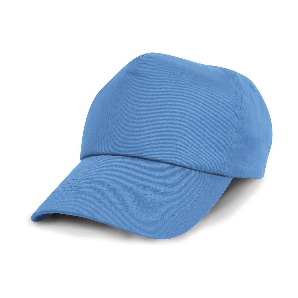 Dětská kšiltovka Result - světle modrá
