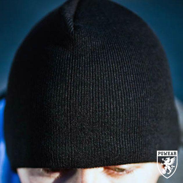 Čepice zimní PGwear Winter 1 - černá