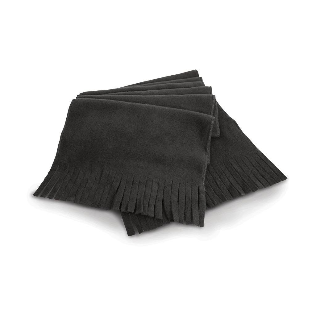 Fleecová šála Result Active Fleece - šedá
