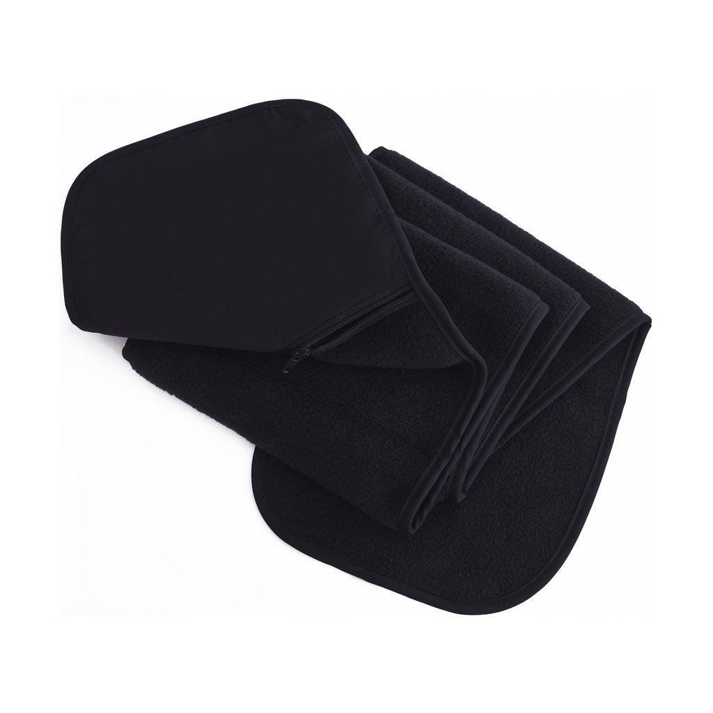 Fleecová šála s kapsou Result - navy