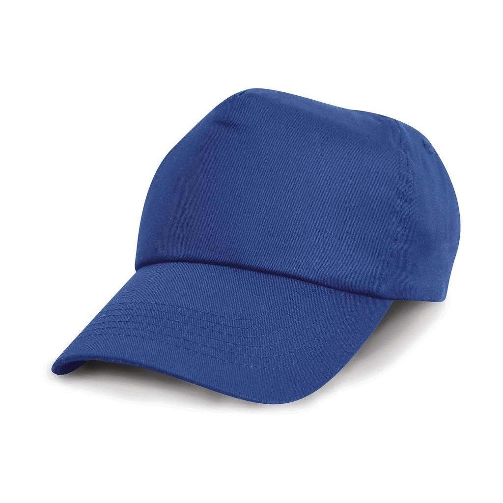Dětská kšiltovka Result - modrá