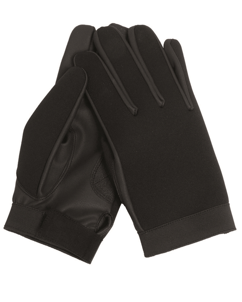 Rukavice Neopren 3 mm - černé, XL
