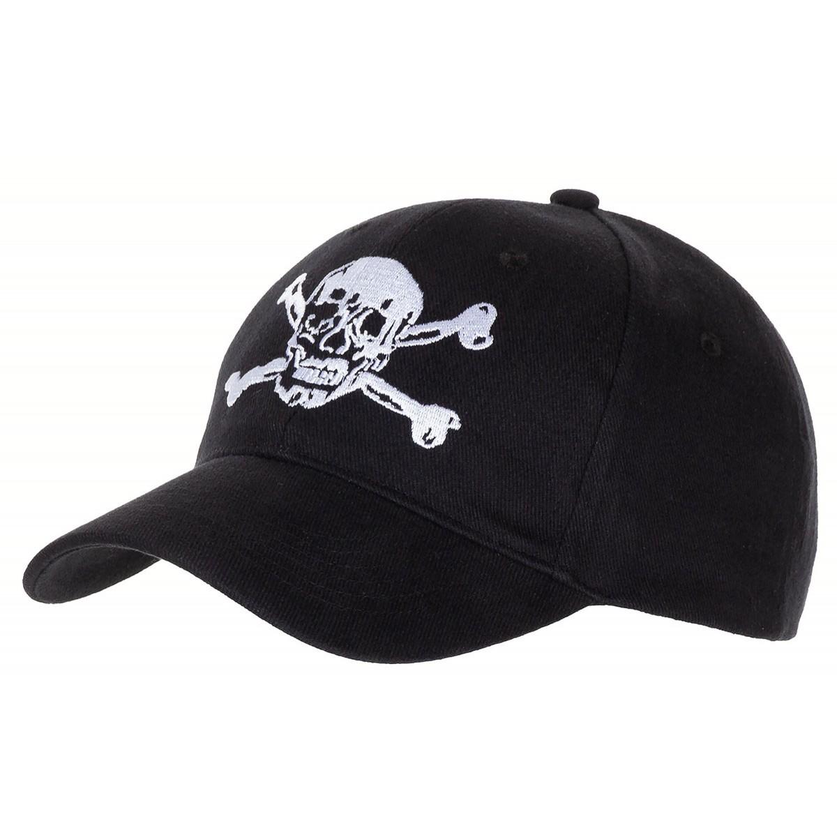 Kšiltovka Skull