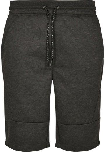 Kraťasy sportovní Southpole Tech Fleece Shorts - tmavě šedé, L