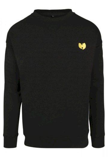 Mikina Wu-Wear Tape Chest Embroidery - černá, XS