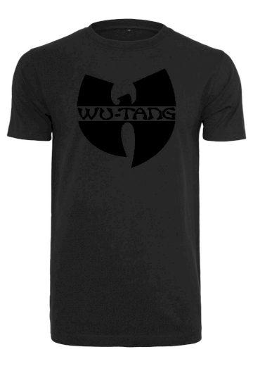 Triko Wu-Wear Black Logo - černé, XXL