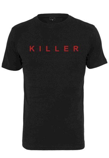 Triko Mister Tee Killer - černé, XS