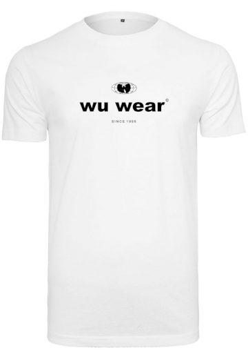 Triko Wu-Wear Since 1995 - bílé, XXL