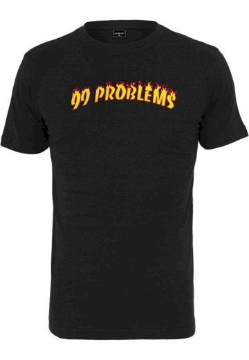 Triko Mister Tee 99 Problems - černé, S