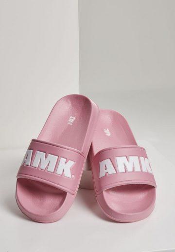 Sandále AMK Slides - růžové, 39