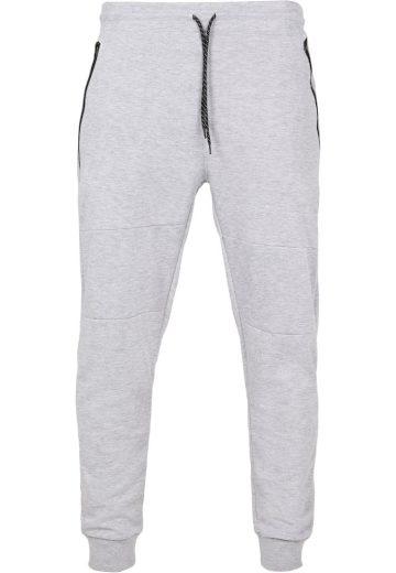 Kalhoty sportovní Southpole Basic Tech Fleece - světle šedé, M