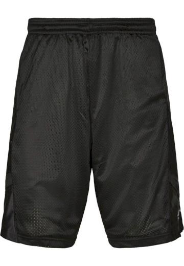 Kraťasy Southpole Basketball Mesh - černé, S