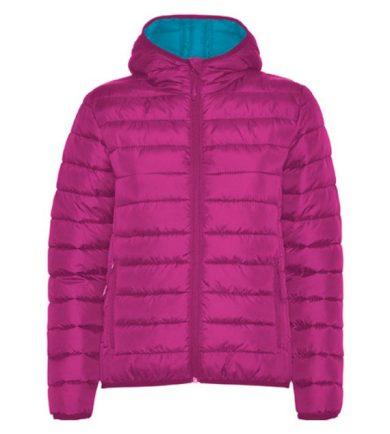 Dámská zimní bunda Roly Norway - růžová, M