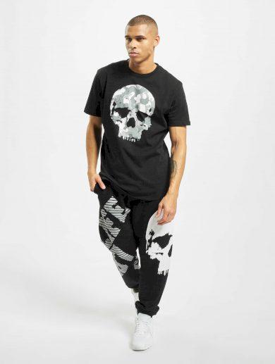 Tričko Thug Life One Men - černé, S