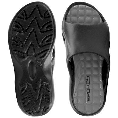 Sandále pánské Spokey Lido - šedé, 41