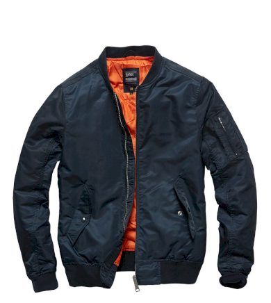 Bunda Vintage Industries Welder - navy, M