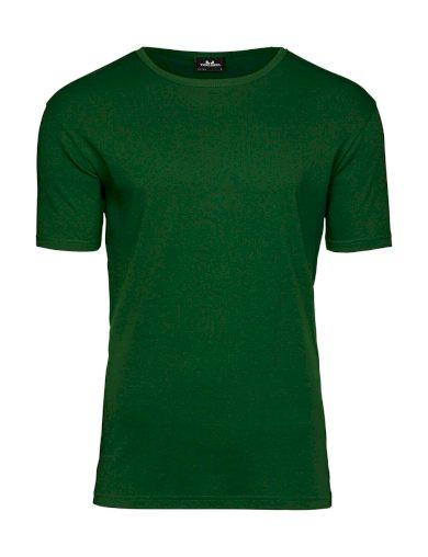 Triko pánské Tee Jays Interlock - zelené, L