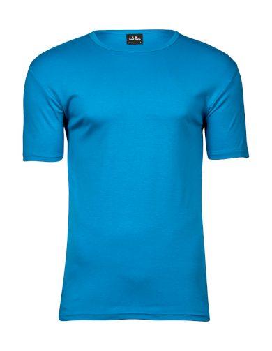 Triko pánské Tee Jays Interlock - světle modré, S